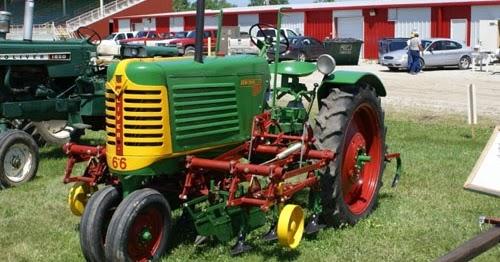 Oliver+Tractor+Fleetline+66 oliver tractor fleetline 66, 77, 88 diesel 12 volt ignition system oliver tractor wiring diagram at sewacar.co