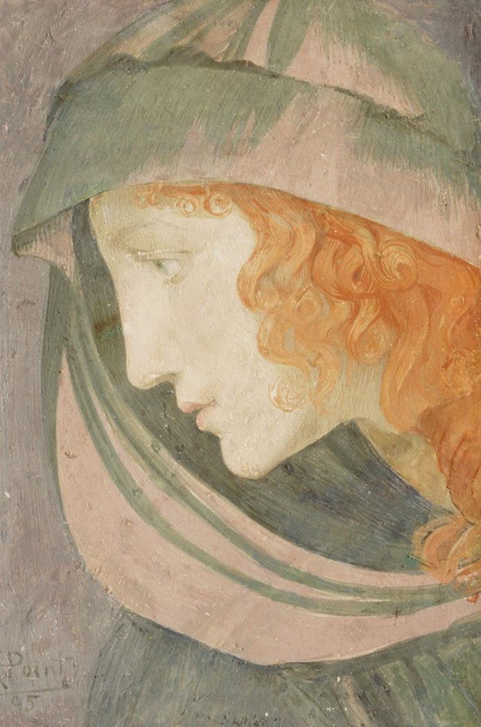 Armand Point French Symbolist painter   Tutt Art@
