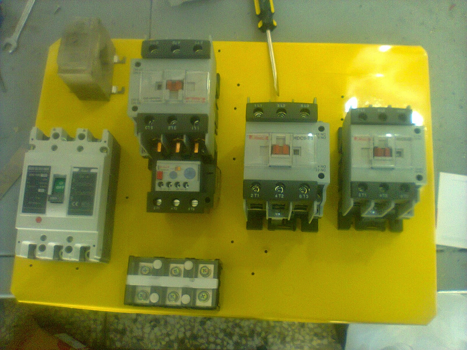 Electrical Solution And Switchgear Services Providers - Working principle of overload relay