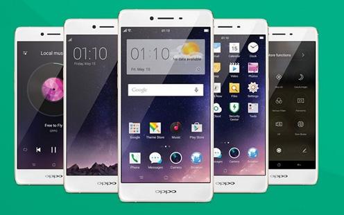 Harga Oppo R7s Terbaru dan Spesifikasi, Phablet Android Lollipop 4G LTE RAM 4 GB