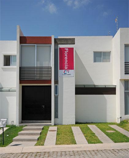 Fachadas de casas modernas septiembre 2012 for Fachadas de casas modernas de interes social