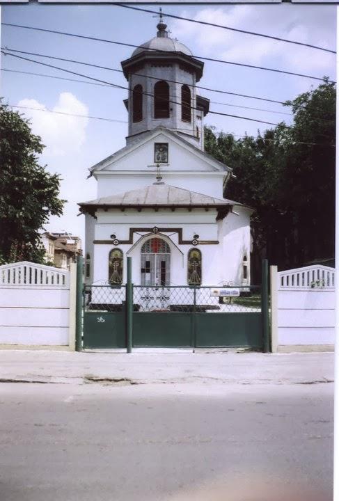 Biserica Sf Alexe, Calea Serban Voda, unde am fost botezata eu, Bucuresti