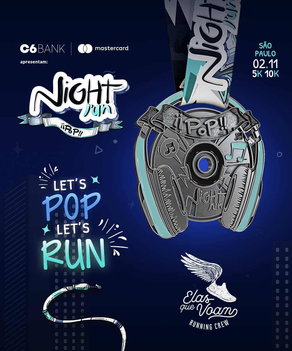 NIGHT RUN - 2/11