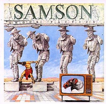DIOS BENDIGA A BRUCE DICKINSON Samson