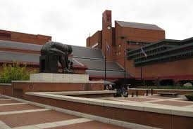 British Library-magrush