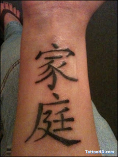 Tatouage homme main - Tatouage chinois homme ...