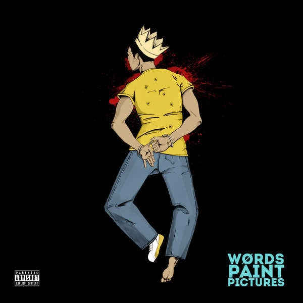 Rapper Big Pooh - Words Paint Pictures Cover