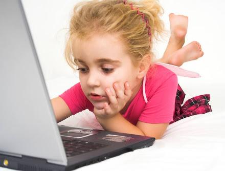 Sobre crianças que usam facebook