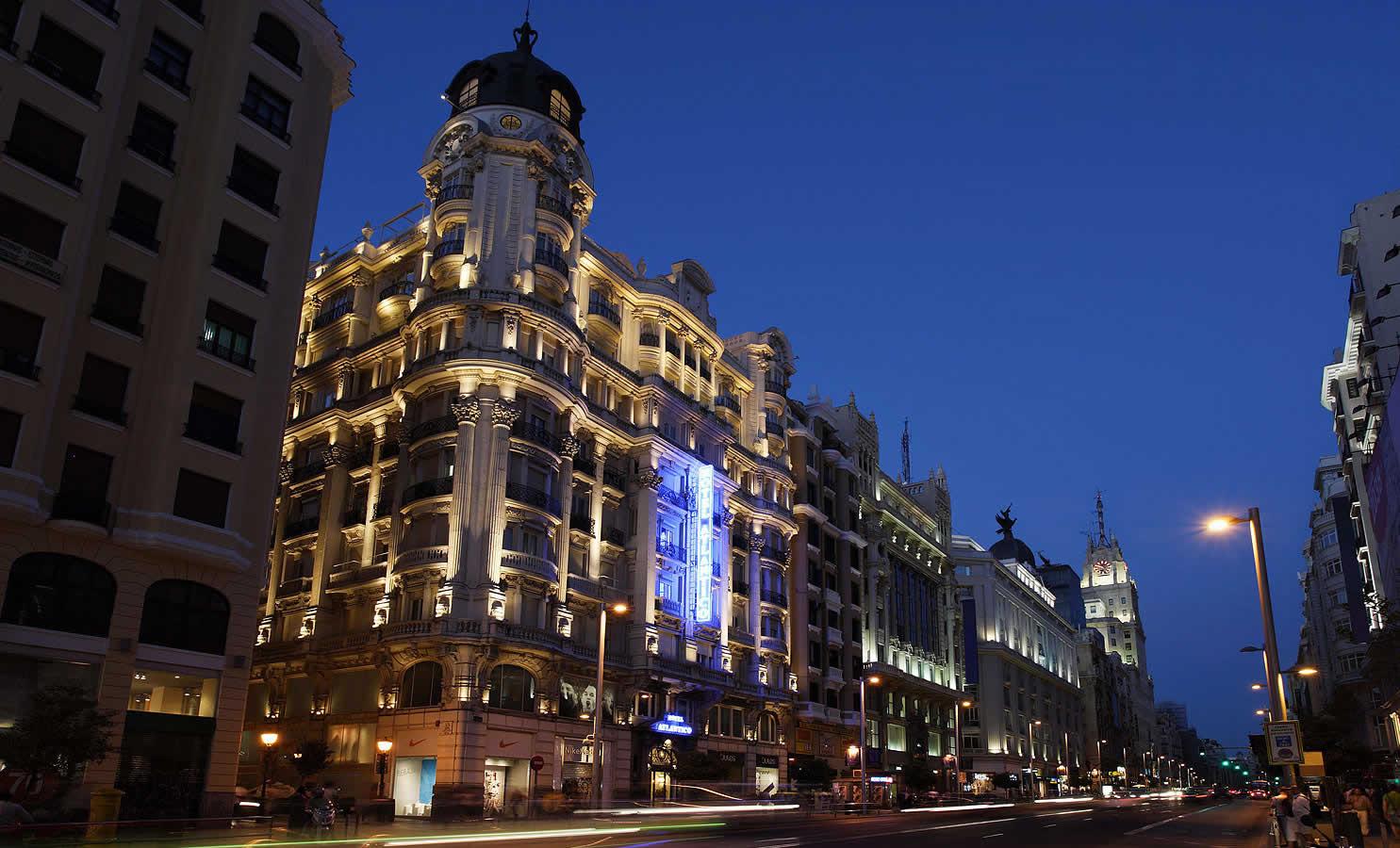 13Htels pas chers Madrid - trivago