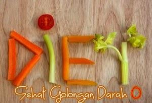 makanan diet untuk golongan darah O