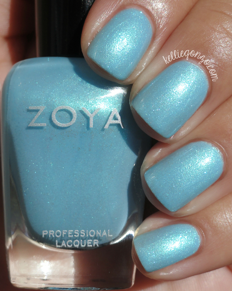 Zoya Rayne Delight collection