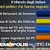 Sondaggio Demopolis per Otto e Mezzo - bilancio politico del 2013