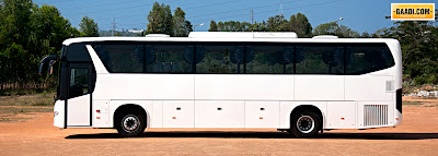Scania Metrolink bus India