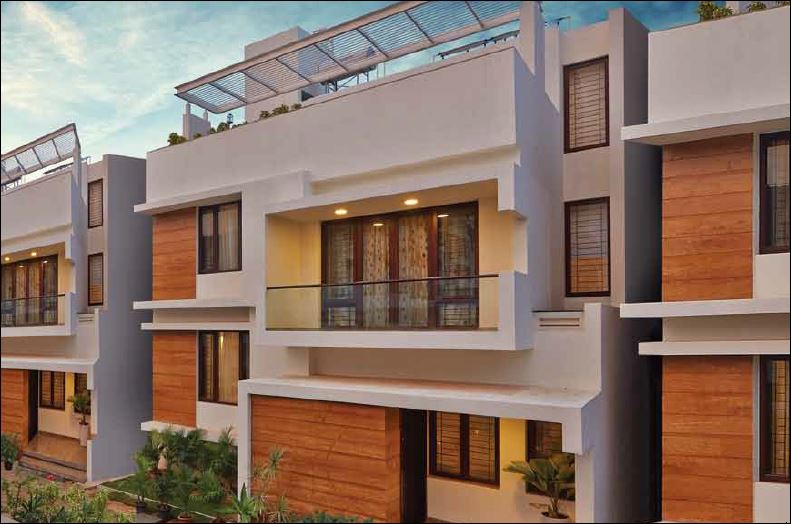 Zonasha pardiso 4 bhk villas in marathahalli bangalore for 4 bhk villas in bangalore