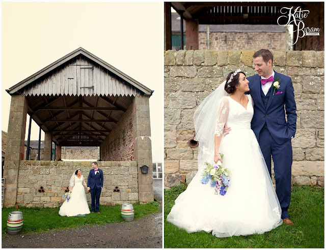 barn wedding, high house farm brewery, northumberland wedding, farm wedding, quirky wedding, alternative wedding photography, high house farm, brewery wedding, matfen brewery, matfen wedding, yap bridal boutique, wildflowers, katie byram photography, floral wedding, vintage wedding