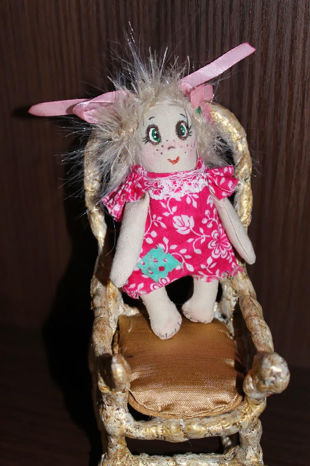 Куколка-крошечка