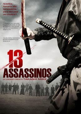 13 Assassinos Online Dublado