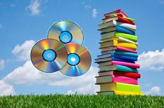 Libri, DVD, Musica e Giochi