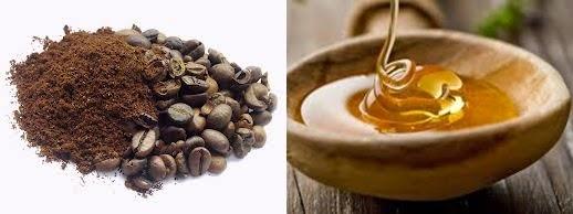 perawatan kulit masker kopi madu