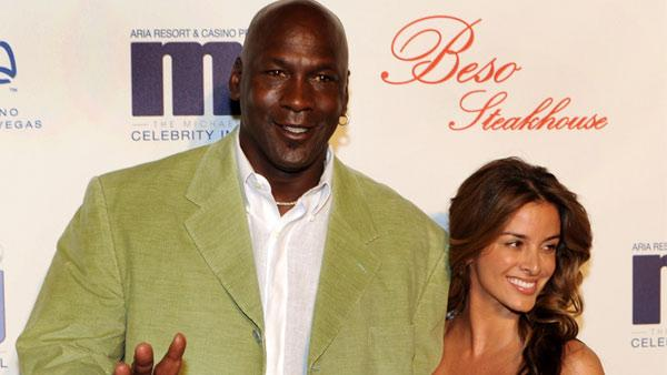 Yvette Prieto And Michael Jordan