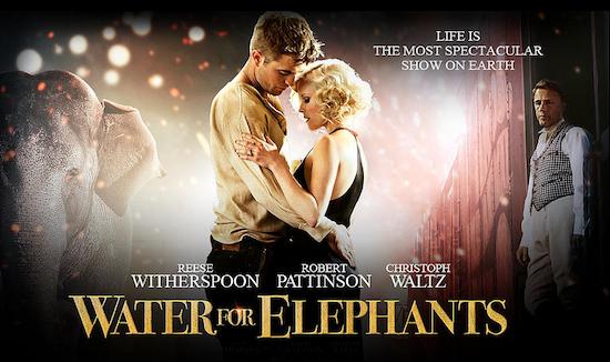 Water Elephants Movie