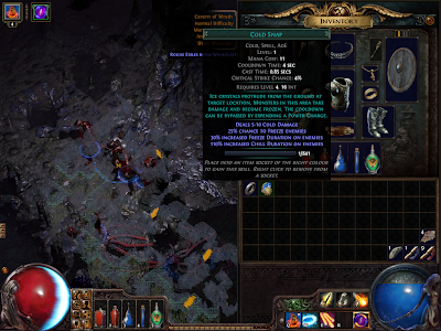 Path of Exile - Cold Snap
