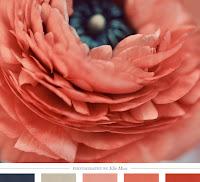 Kleurenkaartenteam : 12de oproep : zalmroze en bordeaux