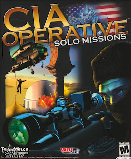 cia operative solo missions playstation 2