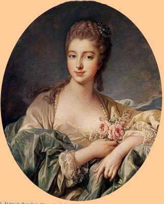 marquise pompadour portrait
