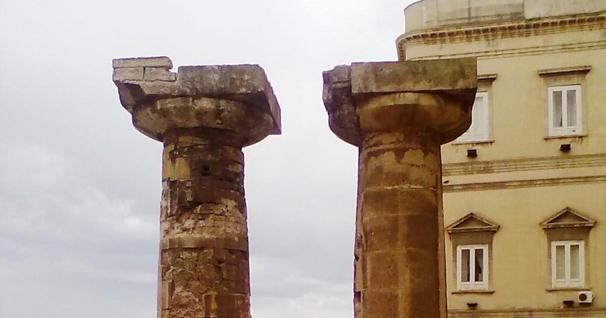 abbastanza Visite guidate nel Borgo Antico di Taranto | Semplicemente io GD54