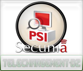 Secunia PSI : Présentation téléchargement-dz.com