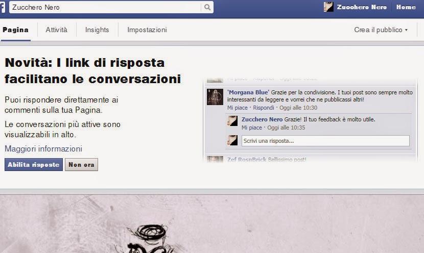 facebook sta dando i numeri