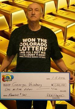 Colorado Lottery Winner