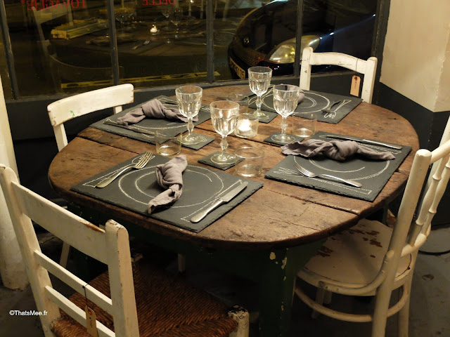 restaurant borgo delle tovaglie table bois
