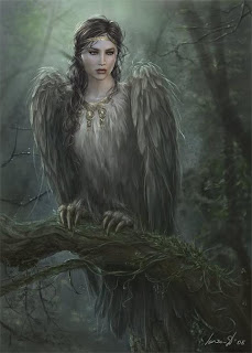 Mahluk Mitologi Berwajah Cantik - infolabel.blogspot.com