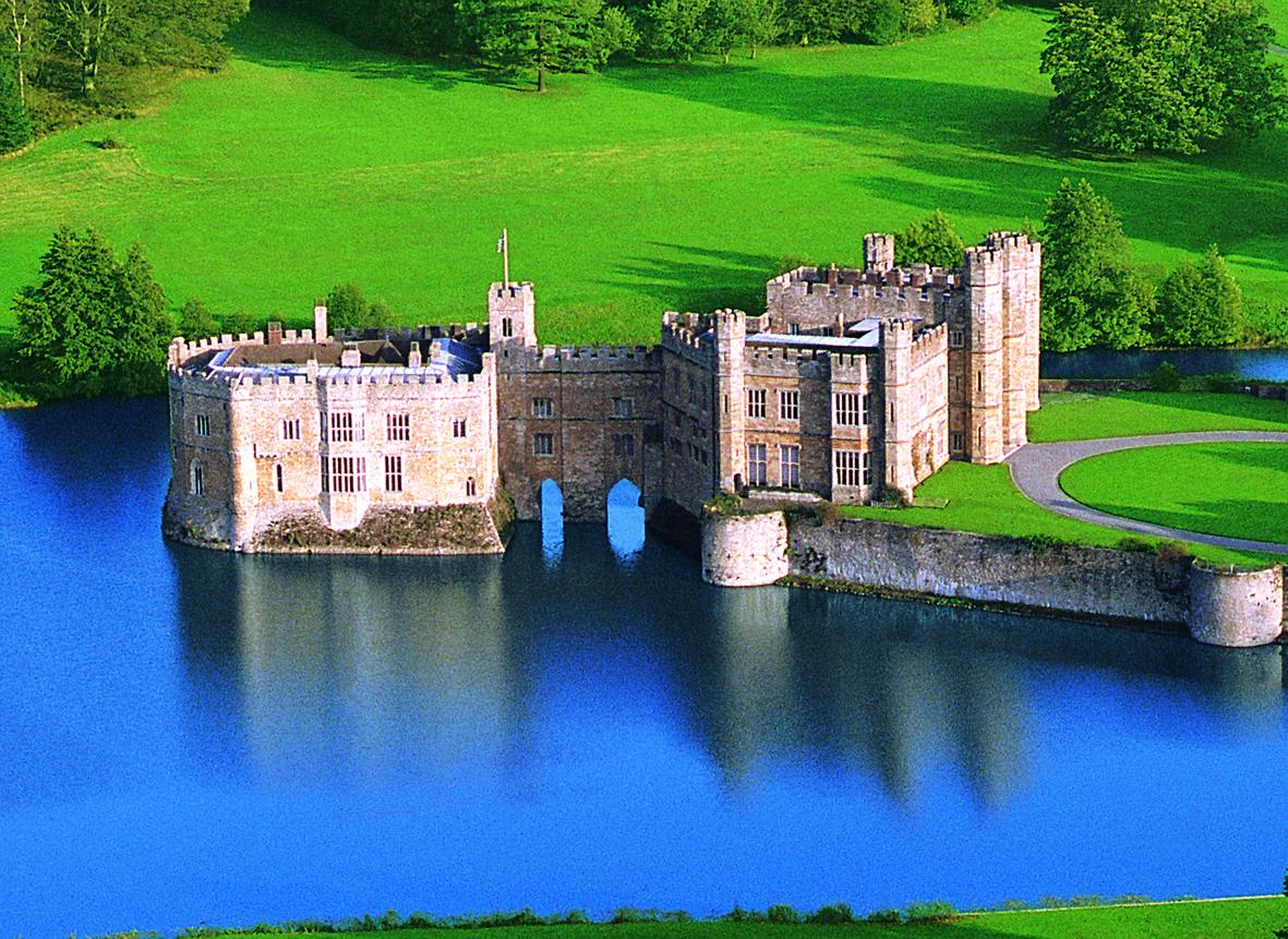 Milady trip: El castillo de Leeds, Kent (Inglaterra)