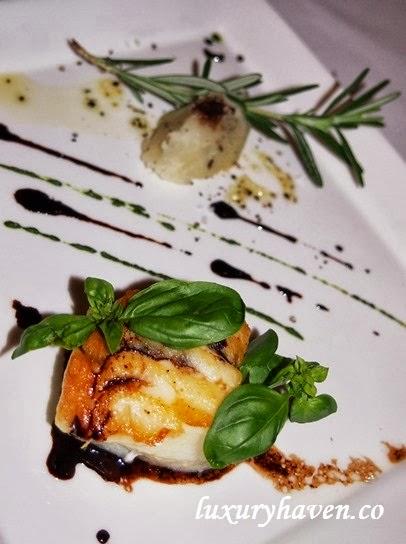 oso ristorante bukit pasoh cod fillet merluzzo