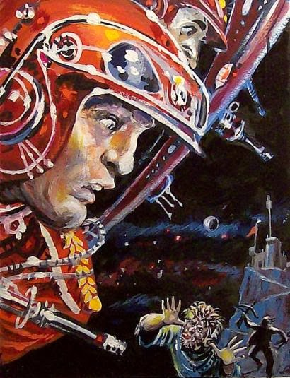 Roughing It: Ed Emshwiller