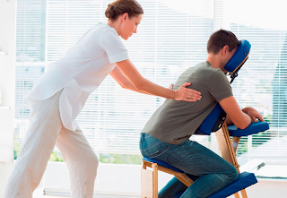 Guia sobre a Quick Massage para profissionais
