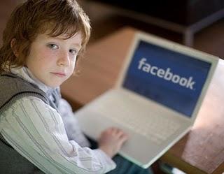 Menores Facebook