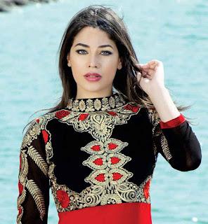 pakistani party wear dresses pictures