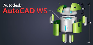 Aplicativo AutoCAD para tablet Android