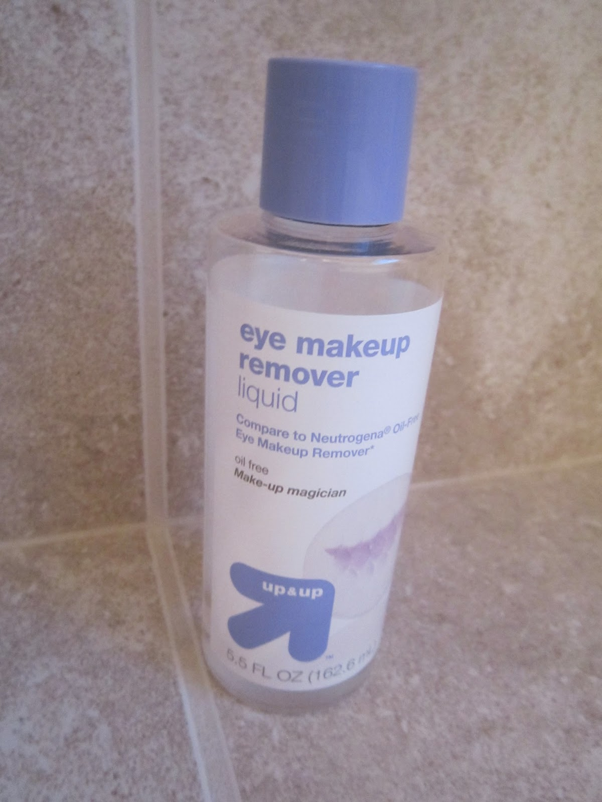 My Makeup Issues Target Up Up Eye Makeup Remover Liquid Oil Free