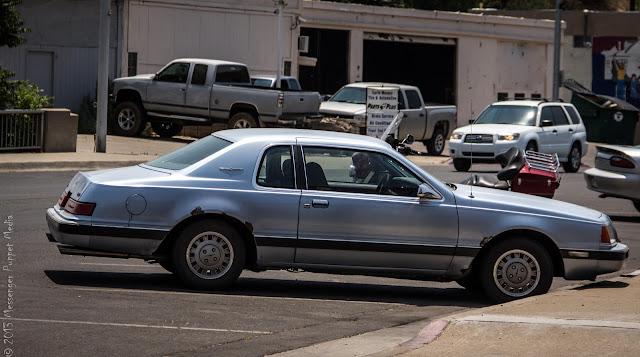Ford Thunderbird elan
