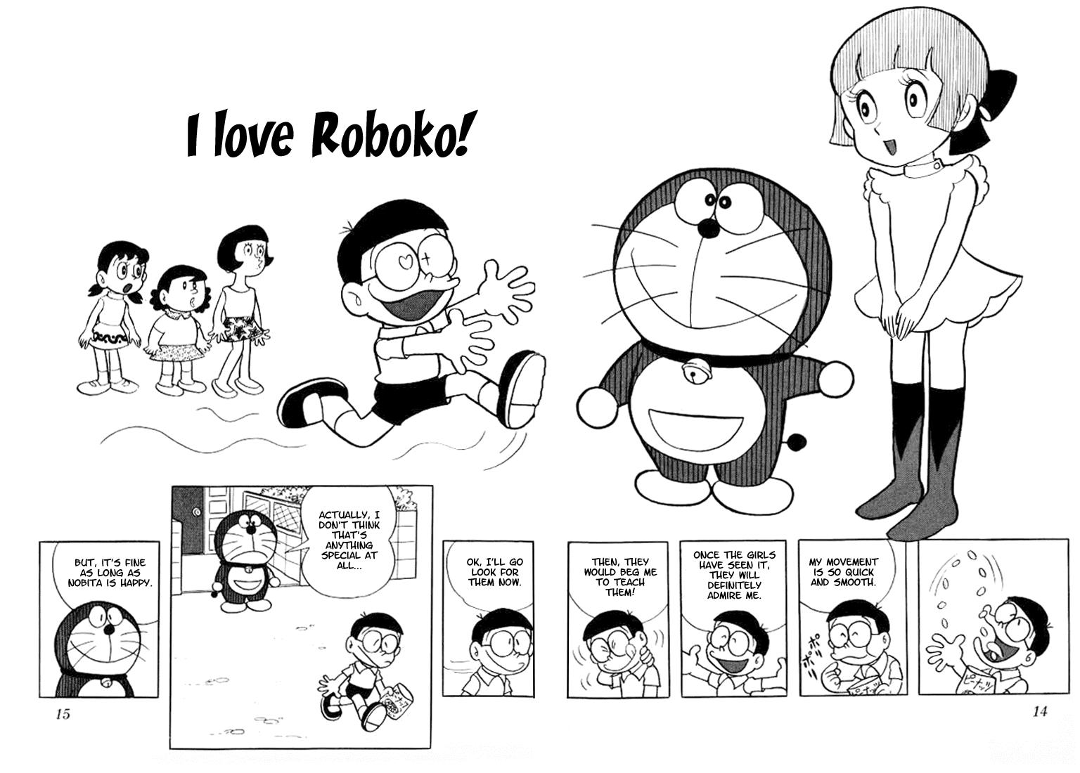 Comic doremon english comic doremon truyen tranh tieng for Doremon tap 54