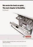 BOSCH DISHWASHER SILENCE PLUS 50 DBA OWNERS MANUAL