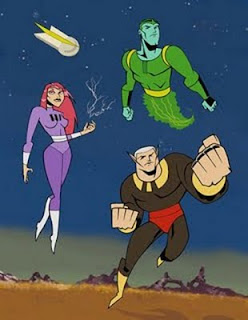 EL TRIO GALAXIA (1967)