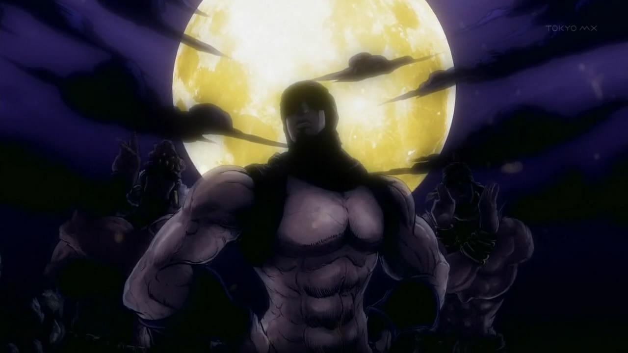 The center of anime and toku: JoJo's Bizarre Adventure Anime's