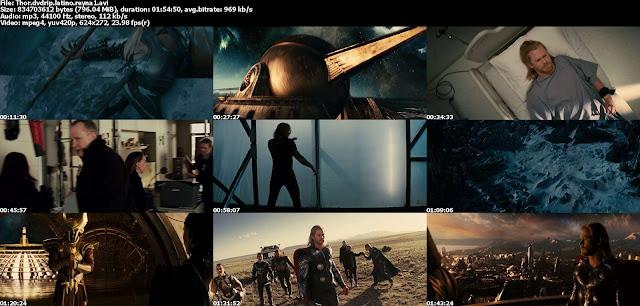 Thor Espanol Latino 1 Link