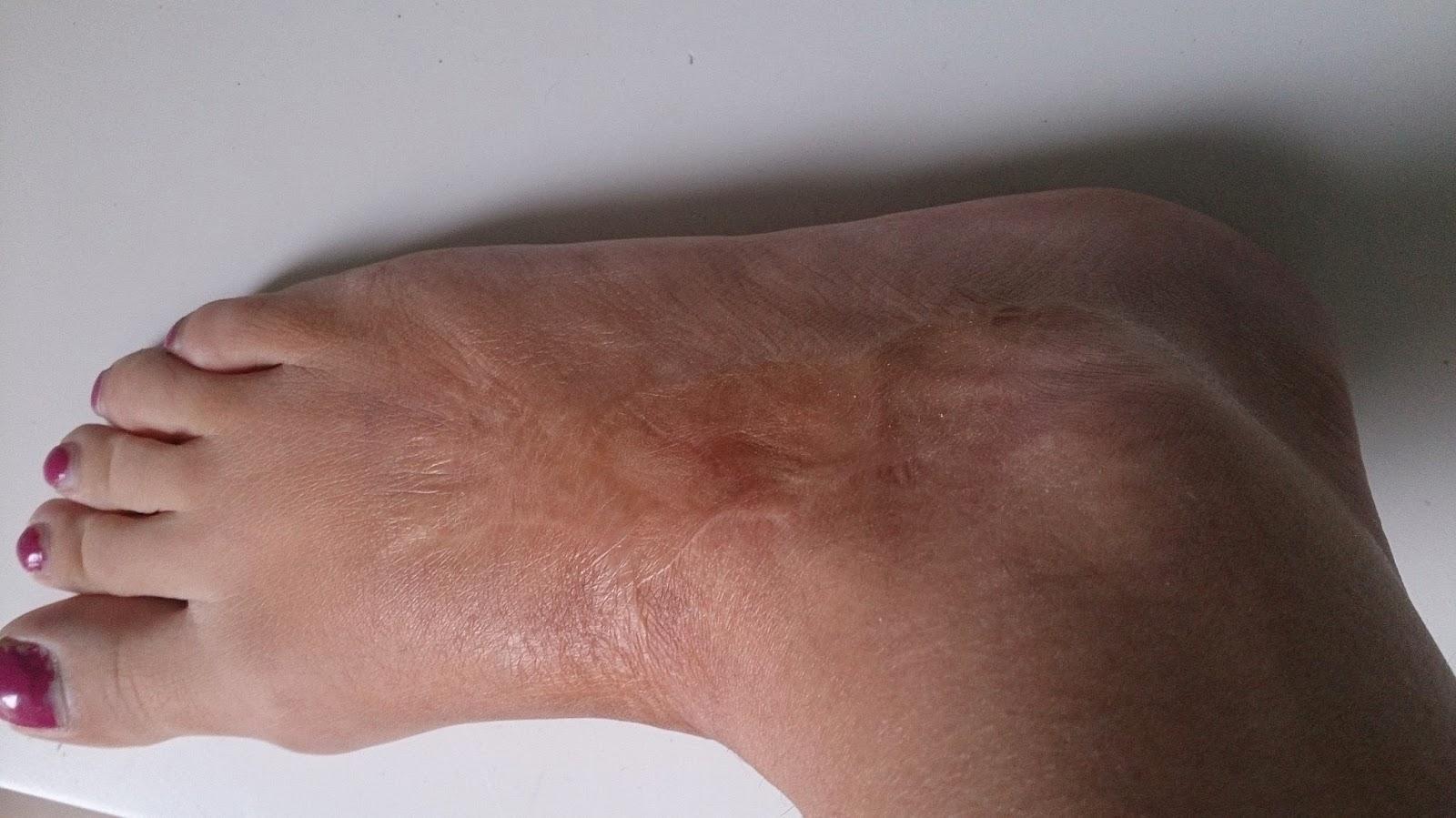 voet van muis